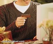 Cliquez pour choisir Ma carte bancaire