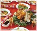 Cliquez pour choisir un repas de fête t'attend