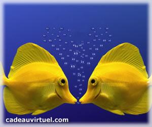 Un amour de poisson !