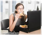 Cliquez pour choisir un encas au bureau ?
