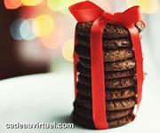 Cliquez pour choisir des cookies au chocolat
