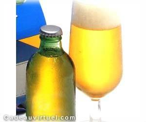 Une biere fraîche