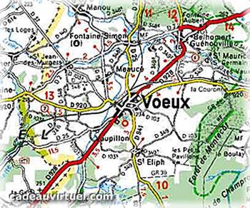 une carte de VOEUX !