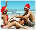 Cliquez pour choisir No�l � la plage ...