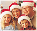 Cliquez pour choisir La famille Noël
