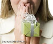Cliquez pour choisir Une petite surprise qui brille