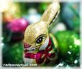Cliquez pour choisir Un lapin en chocolat