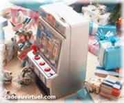 Cliquez pour choisir Noël ! C'est le Jackpot !