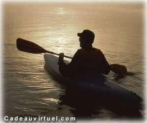 Une balade en canoe