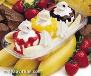 Cliquez pour choisir Banana Split