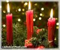 Cliquez pour choisir des bougies rouges