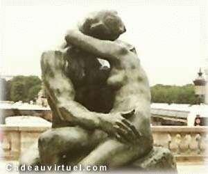 Un baiser sans fin